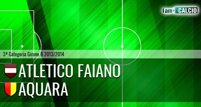 Atletico Faiano - Aquara