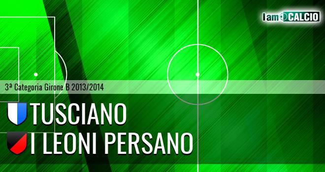 Tusciano - I Leoni Persano