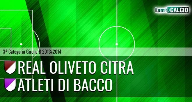 Oliveto Citra - Atleti di Bacco