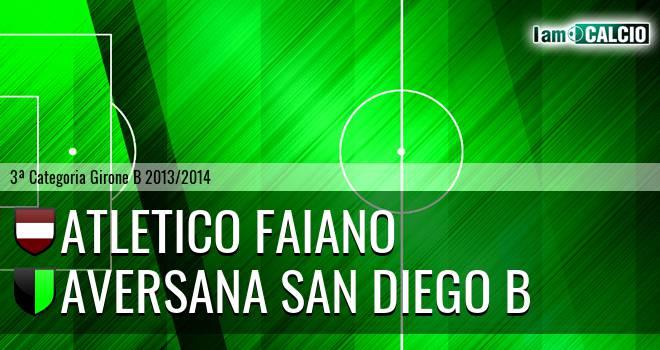 Atletico Faiano - Aversana San Diego B