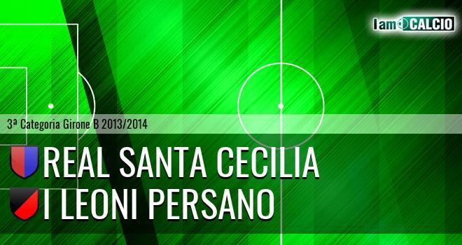 Real Santa Cecilia - I Leoni Persano