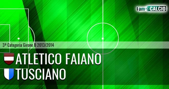 Atletico Faiano - Tusciano