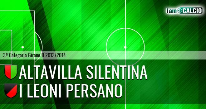 Altavilla Silentina - I Leoni Persano