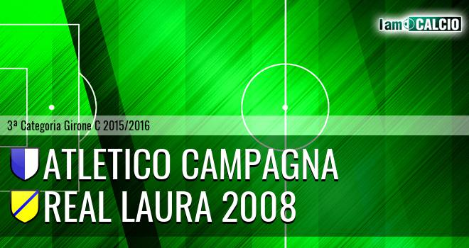 Atletico Campagna - Real Laura 2008