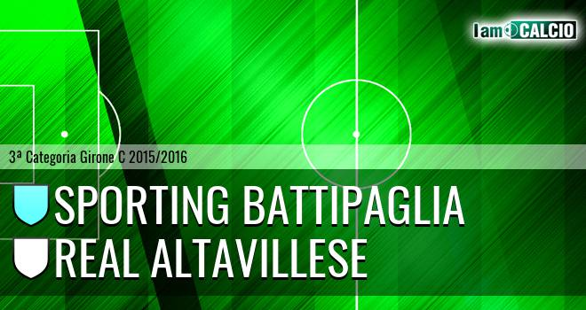 Sporting Battipaglia - Real Altavillese