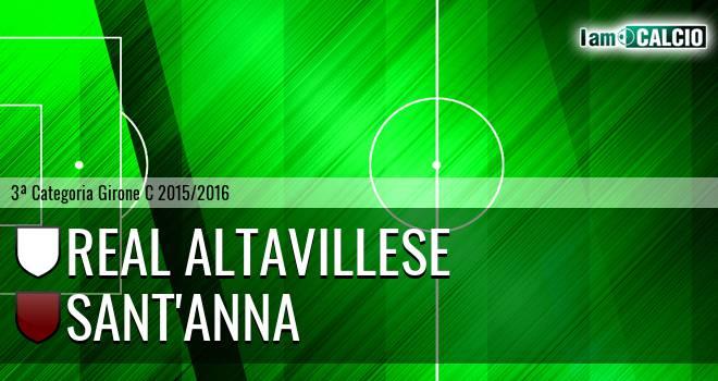 Real Altavillese - Sant'Anna