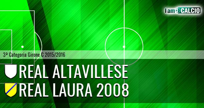 Real Altavillese - Real Laura 2008