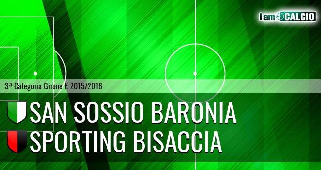 San Sossio Baronia - Sporting Bisaccia