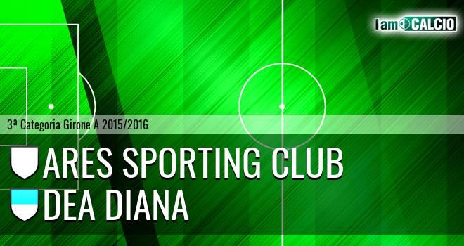 Ares Sporting Club - Dea Diana