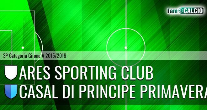 Ares Sporting Club - Casal di Principe Primavera