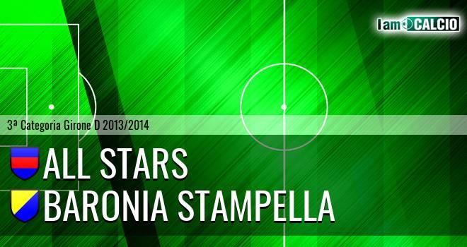 All Stars - Baronia Stampella
