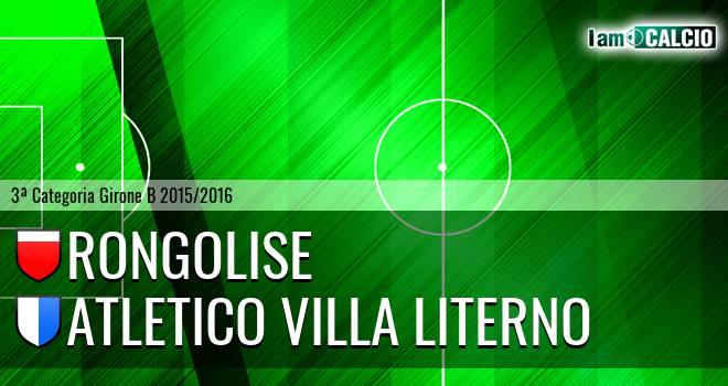 Rongolise - Atletico Villa Literno