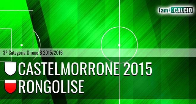 Castelmorrone 2015 - Rongolise