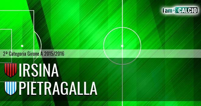Irsina - Pietragalla