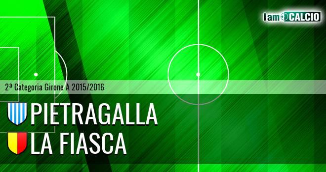 Pietragalla - La Fiasca