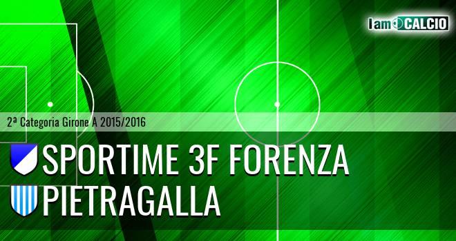 Forenza - Pietragalla