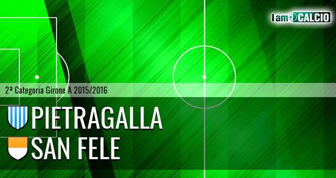 Pietragalla - San Fele
