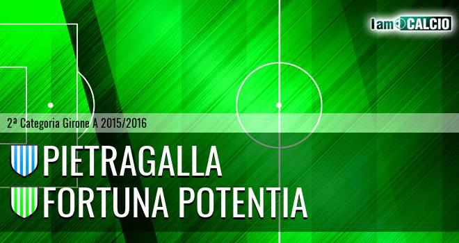 Pietragalla - Fortuna Potentia