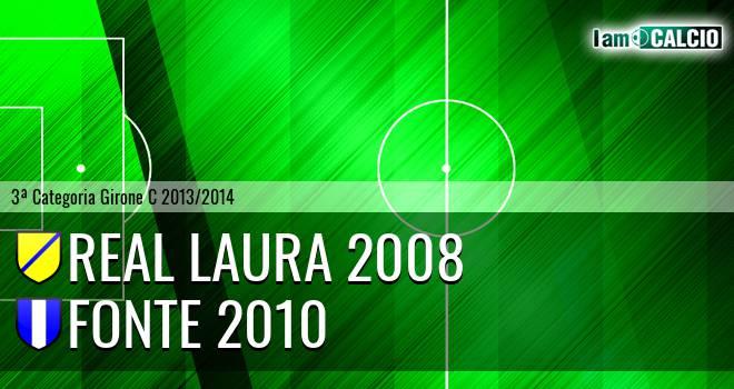 Real Laura 2008 - Fonte 2010