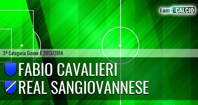 Fabio Cavalieri - Real Sangiovannese