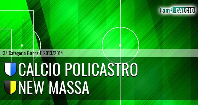 Calcio Policastro - Polisportiva Cilento