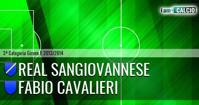 Real Sangiovannese - Fabio Cavalieri