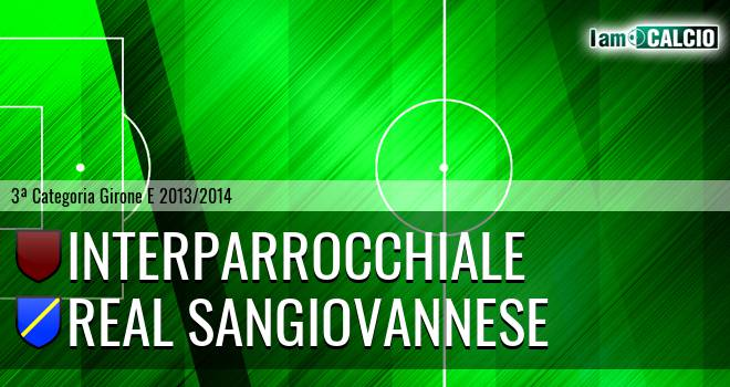 Interparrocchiale - Real Sangiovannese
