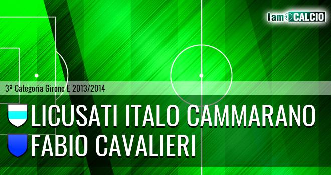 Licusati - Fabio Cavalieri