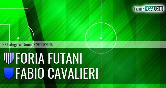 Foria Futani - Fabio Cavalieri