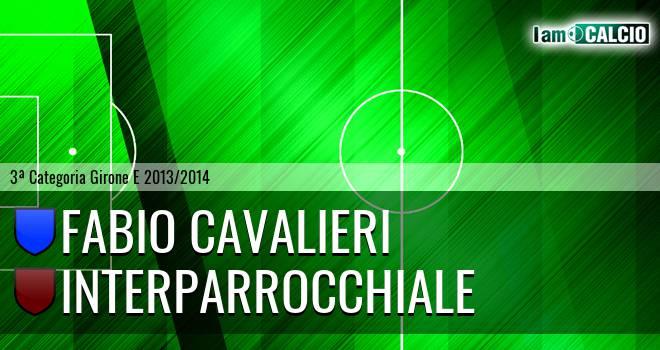 Fabio Cavalieri - Interparrocchiale