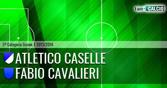 Atletico Caselle - Fabio Cavalieri