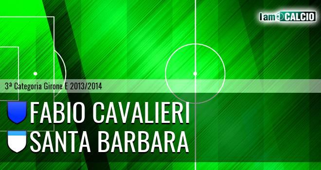 Fabio Cavalieri - Santa Barbara