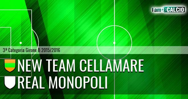 New Team Cellamare - Real Monopoli