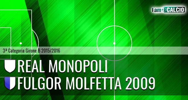 Real Monopoli - Fulgor Molfetta 2009