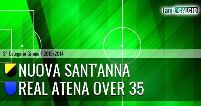 Nuova Sant'Anna - Real Atena Over 35