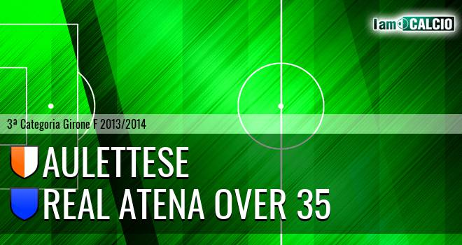 Aulettese - Real Atena Over 35
