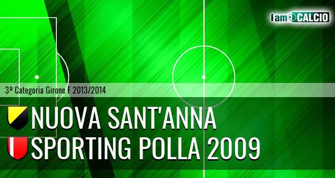 Nuova Sant'Anna - Sporting Polla 2009