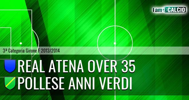 Real Atena Over 35 - Pollese Anni Verdi