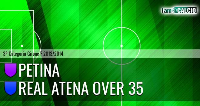 Petina - Real Atena Over 35