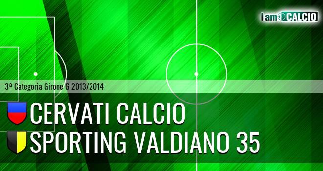 Cervati Calcio - Sporting Valdiano 35