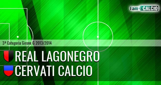 Real Lagonegro - Cervati Calcio