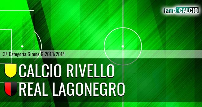Calcio Rivello - Real Lagonegro