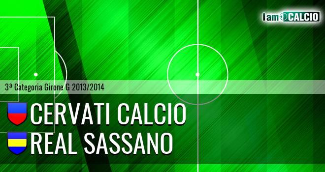Cervati Calcio - Real Sassano