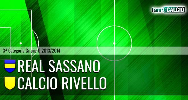 Real Sassano - Calcio Rivello