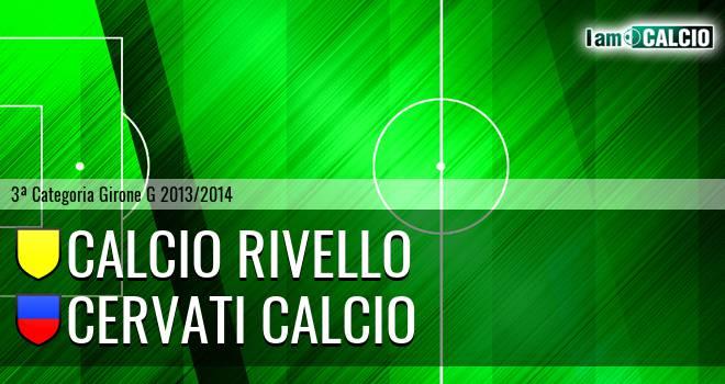 Calcio Rivello - Cervati Calcio