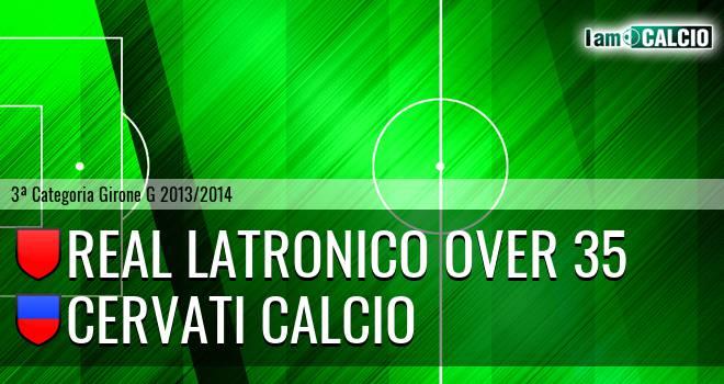 Real Latronico Over 35 - Cervati Calcio