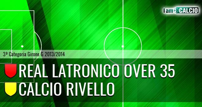 Real Latronico Over 35 - Calcio Rivello