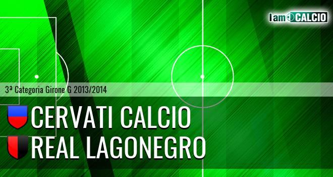 Cervati Calcio - Real Lagonegro