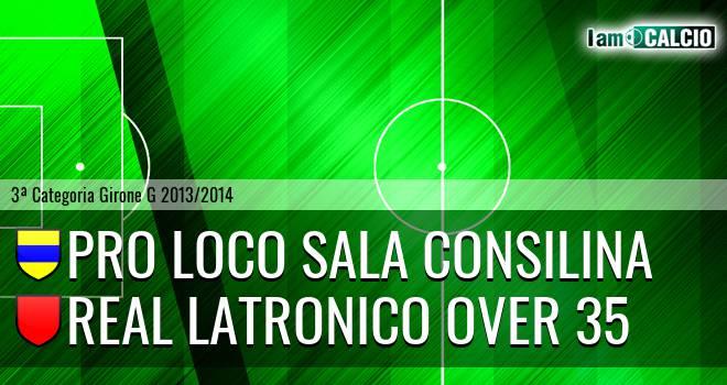 Pro loco Sala Consilina - Real Latronico Over 35