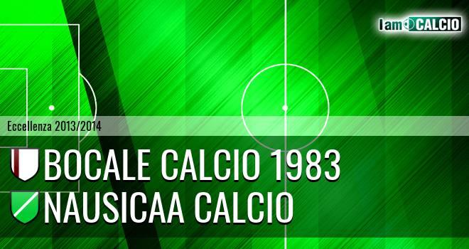 Boca Nuova Melito ADMO - Nausicaa Calcio